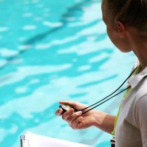 curso de monitor de natacion