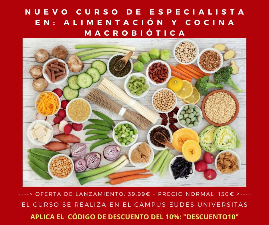 Curso de Alimentación Macrobiótica