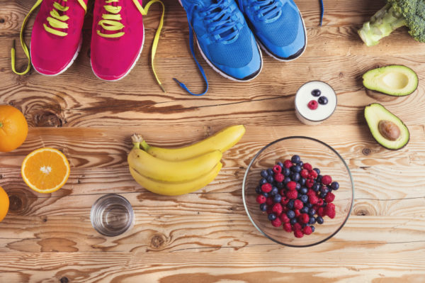 curso de nutricion en la practica deportiva