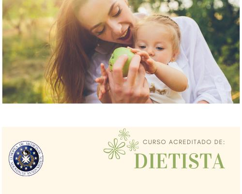 curso de dietista