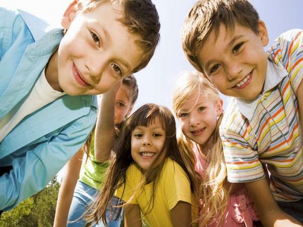 niños con capacidades diferentes